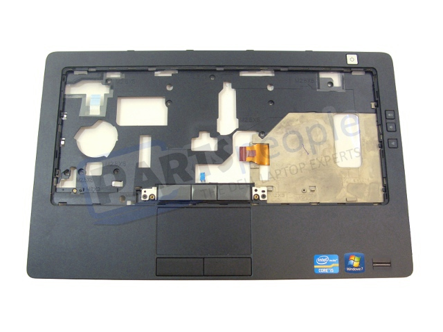 New Dell OEM Latitude E6320 Palmrest Touchpad Assembly With Biometric  Fingerprint Reader - 039M5