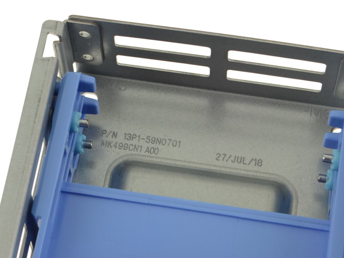 XPS 5720 AIO Genuine Hard Drive Caddy Bracket