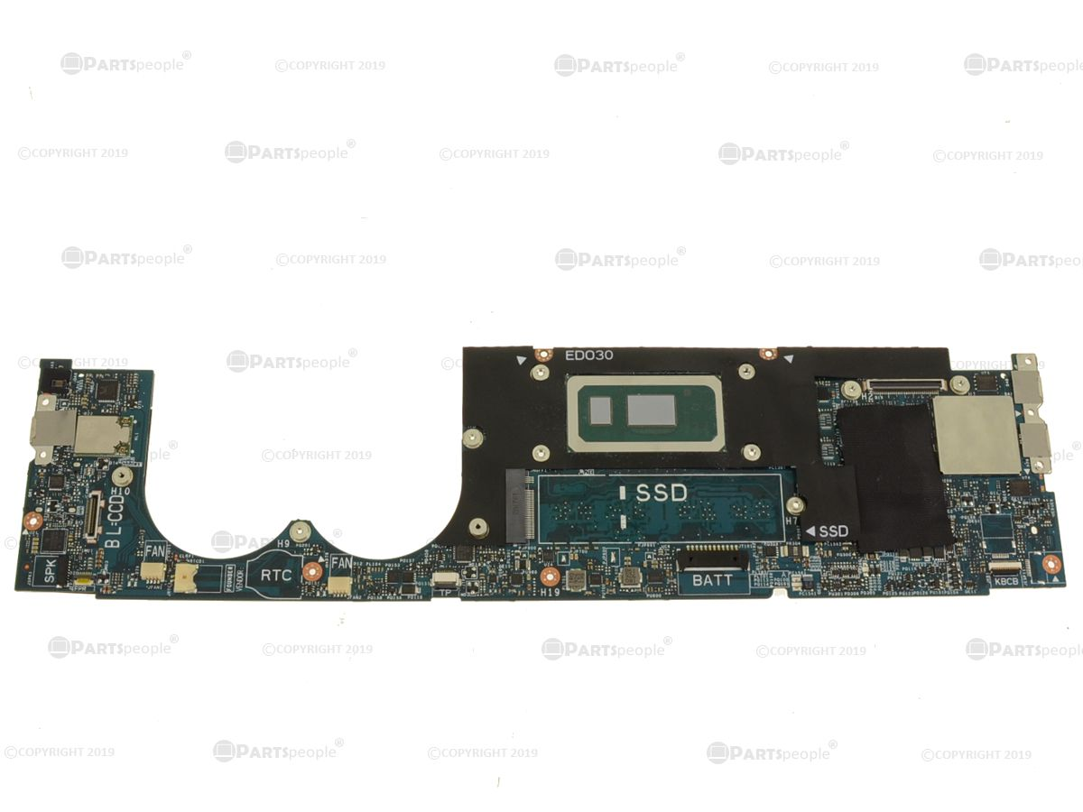Kết quả hình ảnh cho dell xps 7390 motherboard