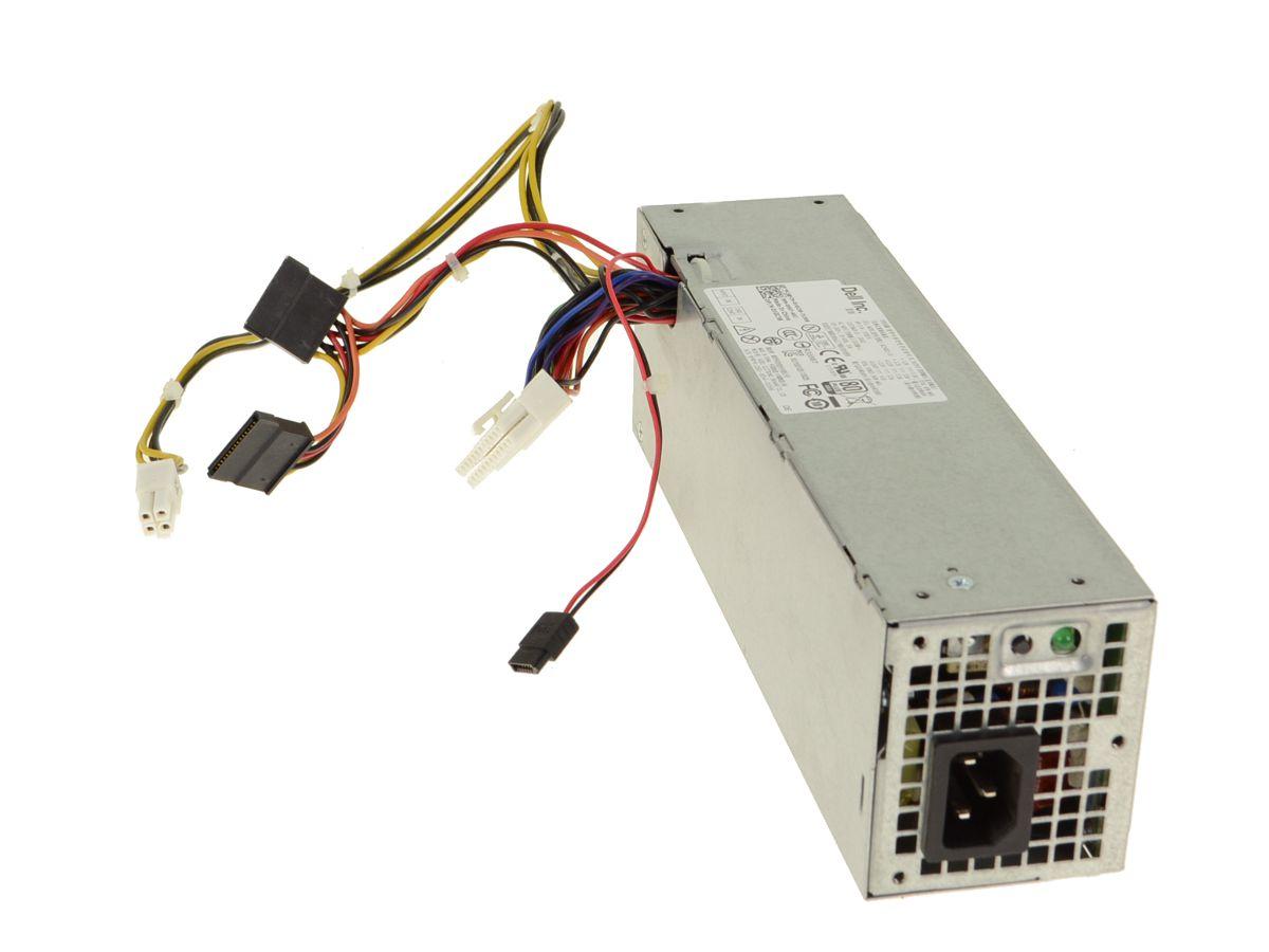 Dell OEM Optiplex 790 / 990 SFF Small Form Factor 240 Watt Power Supply -  1GC38 w/ 1 Year Warranty