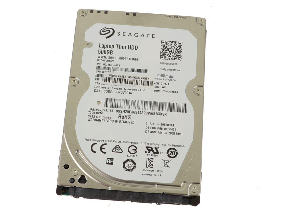 500GB Festplatte 7200RPM E5410 kompatibel f/ür Dell Latitude E4310 E5400 E5250
