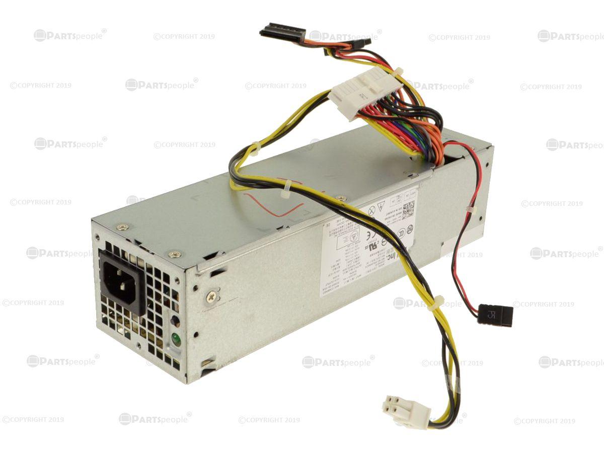 Dell OEM Optiplex 790 / 990 SFF Small Form Factor 240 Watt Power Supply -  1N56T w/ 1 Year Warranty