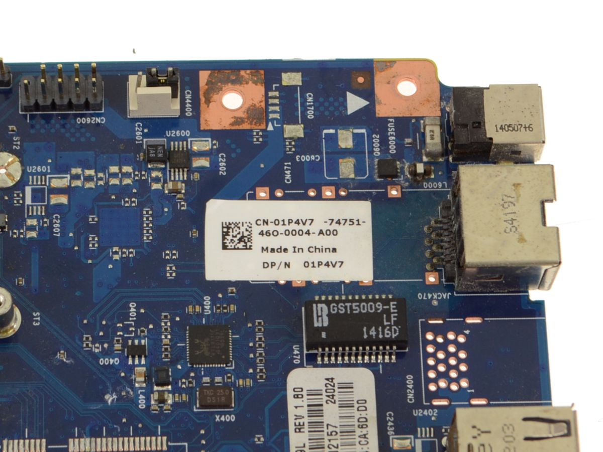Dell OEM Wyse Thin Client 5010 Desktop Motherboard (System Mainboard) -  1P4V7 w/ 1 Year Warranty
