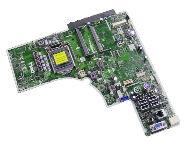 Dell OEM Optiplex 9010 All-In-One Desktop Motherboard (System Mainboard) -  1WCY3