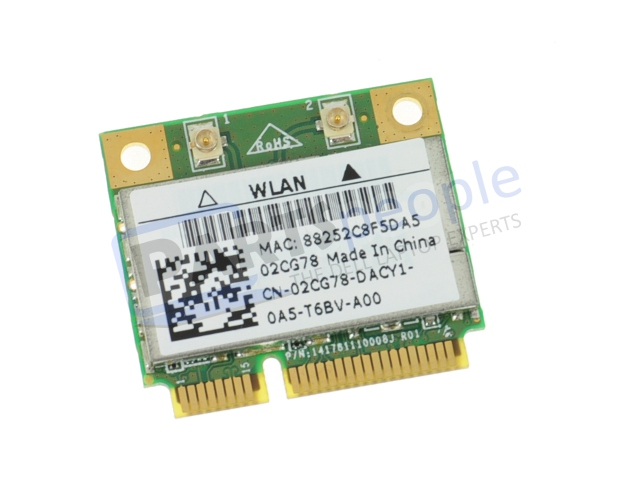 DELL STUDIO 1440 NOTEBOOK ATHEROS WLAN HALF MINI-CARD 64BIT DRIVER DOWNLOAD