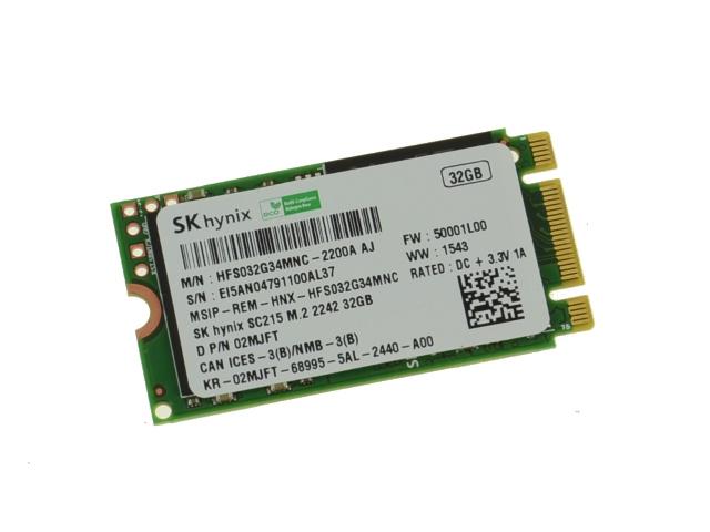 Dell Xps 15 9550 Precision 15 5510 32gb Hard Drive 2mjft