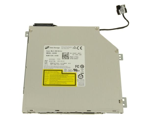 3KVNM 3KVNM Dell Alienware 18 R1 SATA 6X BD-ROM DVDRW Slot Loading Drive Module