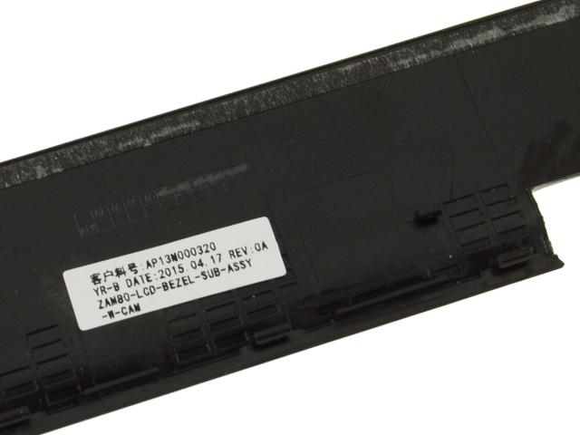 New Genuine Dell Latitude E5550 LCD Front Bezel 034VFY 34VFY **USA**