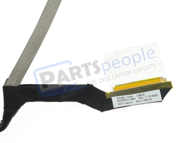 Genuine Dell Alienware M14x LED LCD Flex Ribbon Cable 42M68