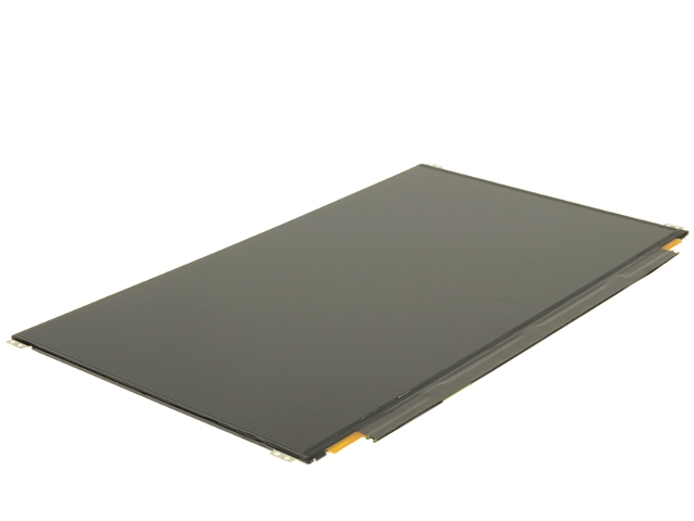 Dell Precision M4800 15.6 LCD Back Cover Lid Assembly with Hinges for FHD LCD HRP6C No WiGig HRP6C Certified Refurbished