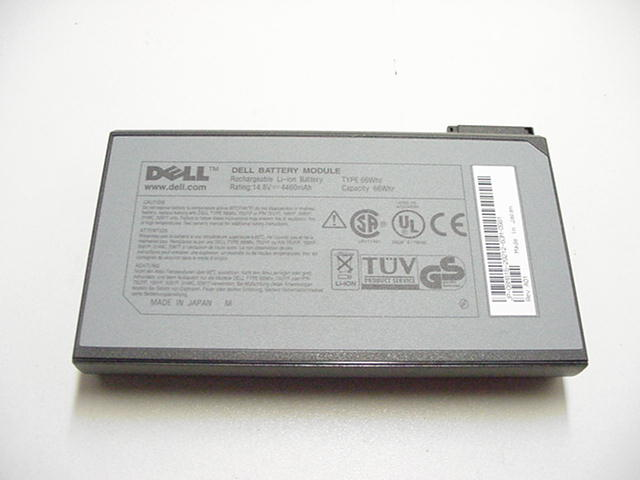 New dell inspiron latitude c series 4460mah battery 66whr thumb nail fandeluxe Images