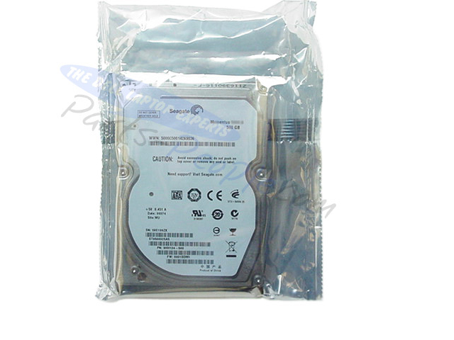 Dell Inspiron 1750 Notebook Seagate ST9500420AS XP