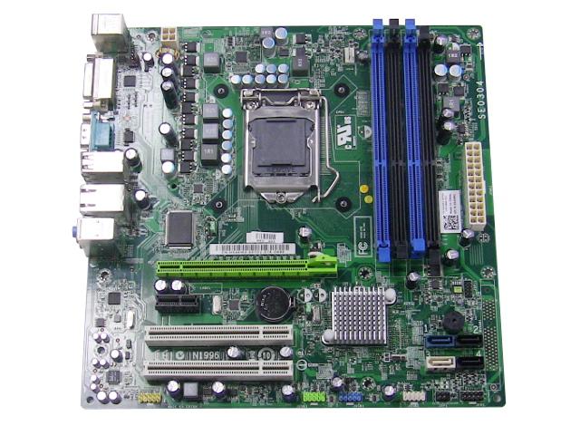 Dell OEM Precision Workstation T1500 / Vostro 430 Desktop Motherboard Vostro Motherboard Wiring Schematic on