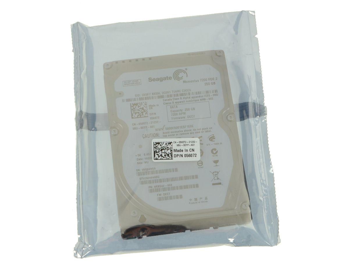Dell Vostro 1320 Notebook Seagate ST9250464ASG Treiber Windows 7