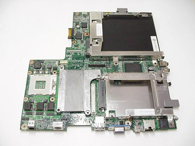 Dell OEM Inspiron 5100 Laptop Motherboard (System Mainboard) - 5W609 - 9U743