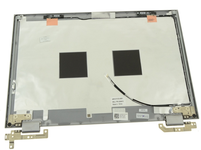 """Dell Inspiron 13 7347 7348 7352 13.3/"""" LCD Back Cover w//Hinges 5WN1X 05WN1X"""