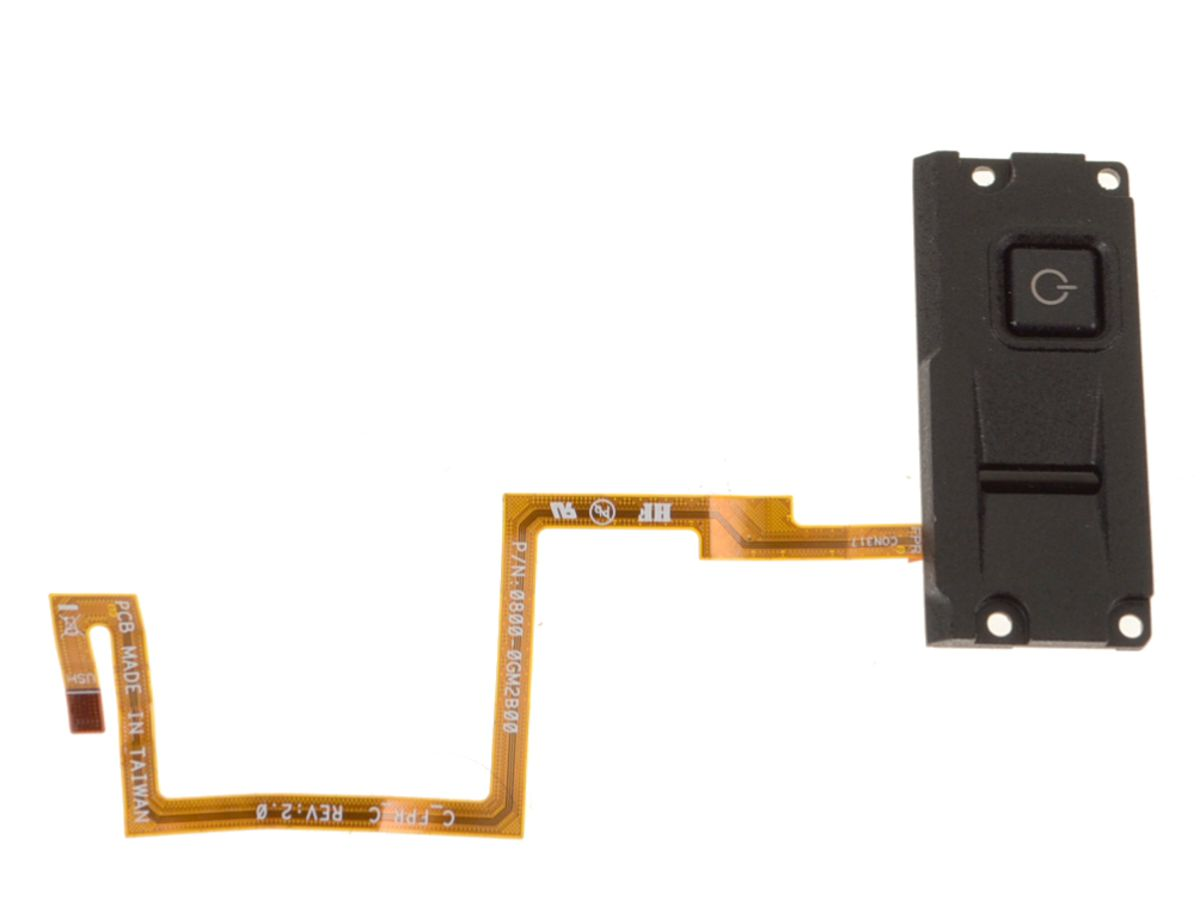 Dell OEM Latitude Rugged Extreme 7404 7414 DC Power Jack Access Door Cover