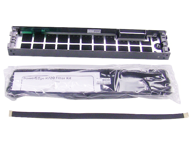 New Dell OEM PowerEdge R720 Server Front Security Bezel Assembly w/ Key -  767NX
