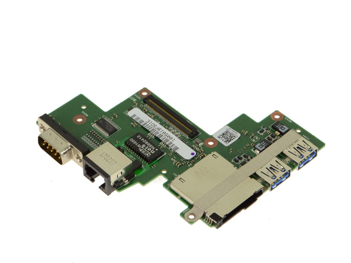 Refurbished Dell Oem Latitude 14 Circuit Boards 7m8n1 Repair And Diagnostic Of Electronic Board Stock Photo Thumb Nail
