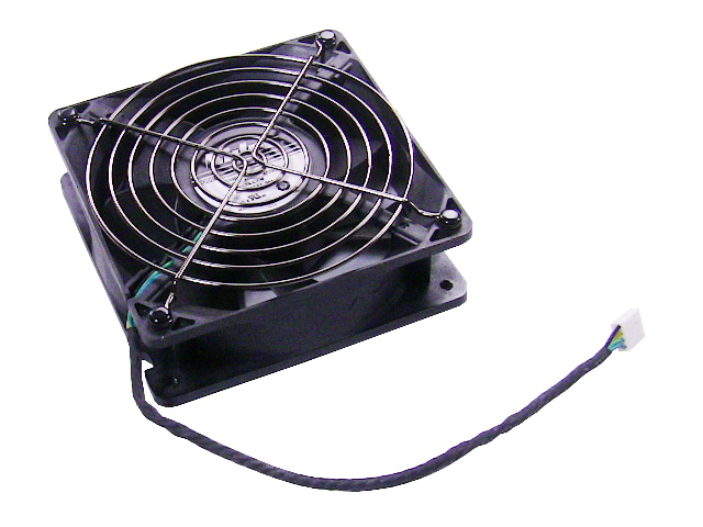 Dell OEM Alienware Area 51 R2 Desktop Case Fan - 7T3N3 w/ 1 Year Warranty