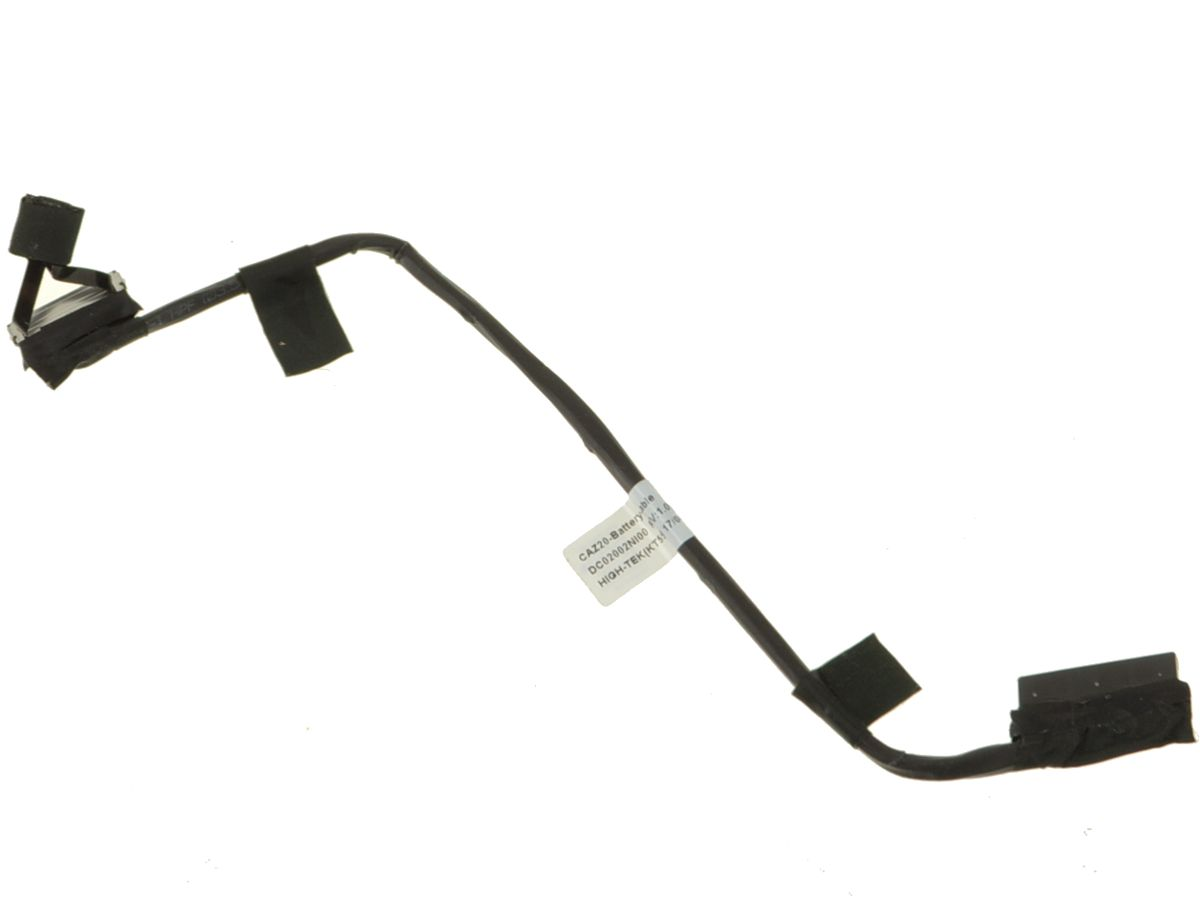 Dell OEM Latitude 7480 Battery Cable - Cable Only - 7XC87 w/ 1 Year Warranty