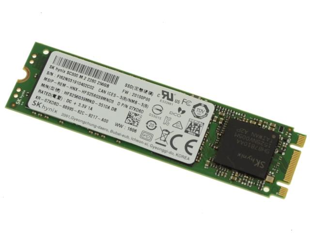 2d33cfc944d Dell OEM Latitude E7350 E7470 E5270 XPS Hard Drive 7XD6D