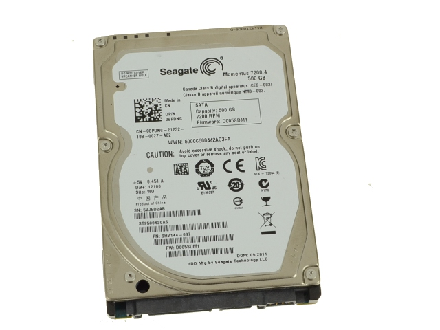 Dell Studio XPS 1645 Notebook Seagate ST9500420AS HDD Driver (2019)