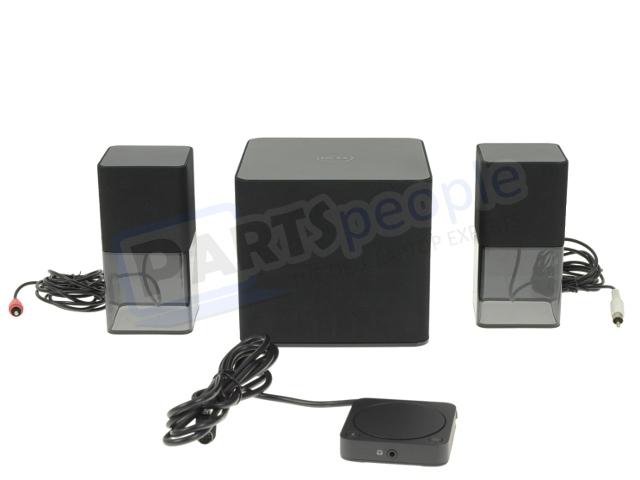 New Dell Bluetooth 3.0 Wireless 2.1 Desktop Speakers AC411
