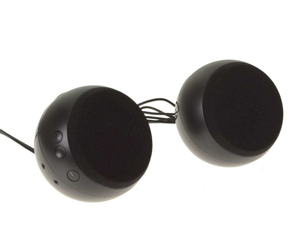 New Dell OEM 2 0 Waves Maxx Audio Speaker System - AE215