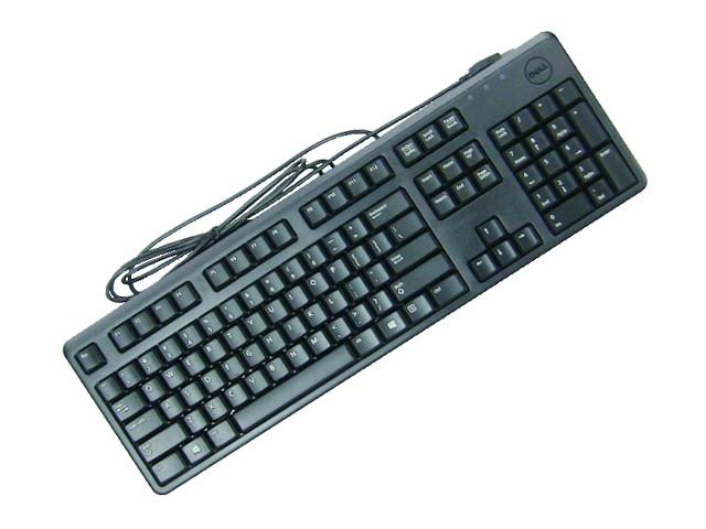 dcdd88d67ad Refurbished Dell OEM USB 104-Key Desktop Keyboard C638N