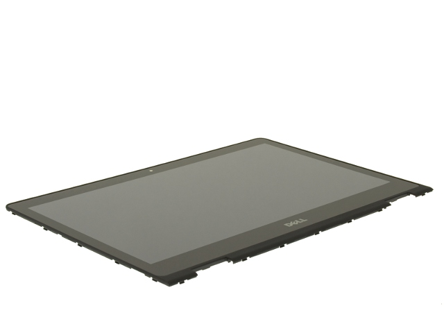 """C70DR 0C70DR 13.3/"""" FHD LCD LED Screen Touch Bezel Assembly For Dell DP//N"""