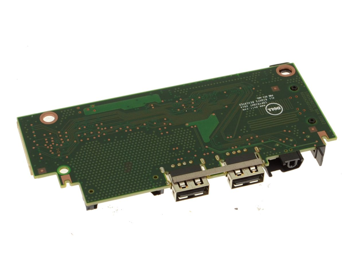 Dell OEM PowerEdge R630 Server USB / SD Reader IO Daughterboard - CMVRK