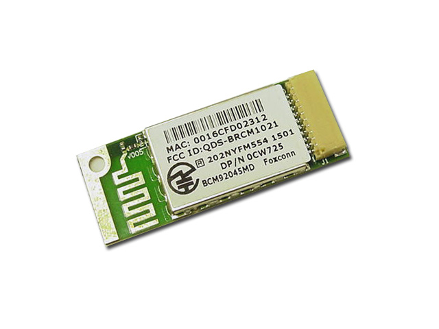 CW725 dell truemobile 355 2 0 internal module bluetooth cw725  at nearapp.co