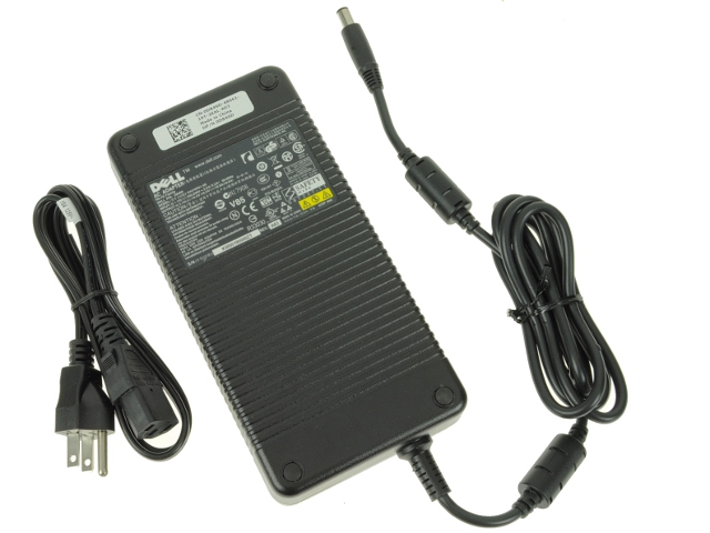 New for Dell Precision M6400 M6500 Ac Adapter Charger /& Power Cord 210W PA-7E