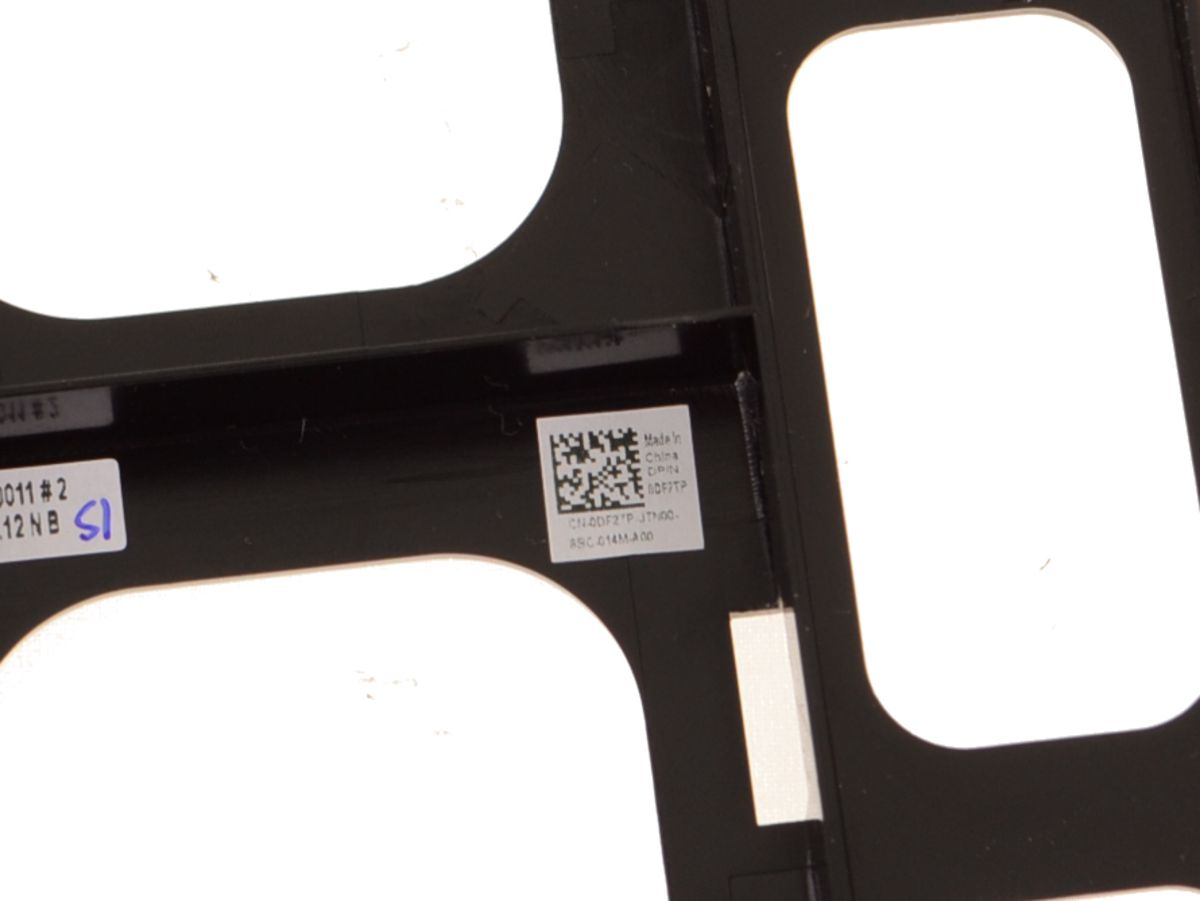 New Dell OEM Inspiron 14 (3465 / 3467) / Vostro 14 (3468) Airbay Optical  Drive Bay Plastic Filler Blank Tray - ODD - DF2TP