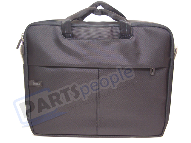 3846dabe0c36 New Dell OEM Black Nylon Notebook with Laptop Bag CX535