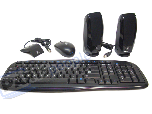 Logitech ex 100: wireless keyboard-mouse-set im test computer bild.