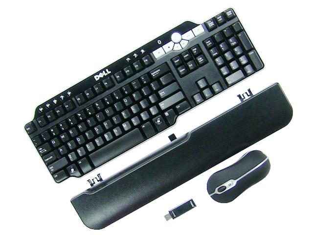 Refurbished Dell Oem Wireless Desktop Keyboard Gm952