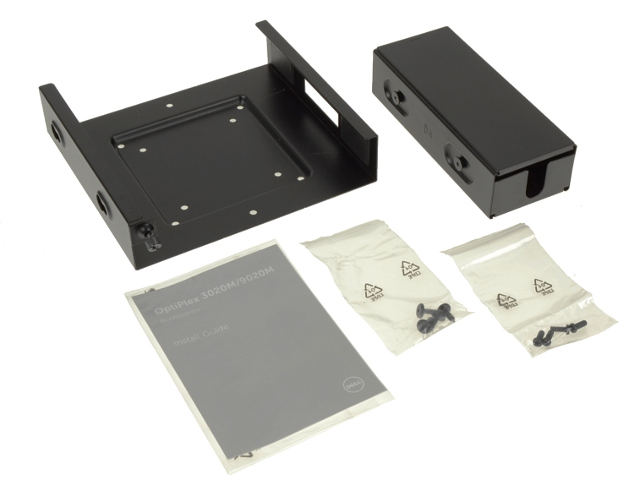 New Dell Vesa Mounting Bracket Kit Docking Station 2f8d1
