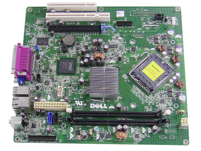 refurbished dell optiplex 380 desktop motherboard hn7xn rh parts people com Small Dell Optiplex 380 Dell Optiplex 380 Specs