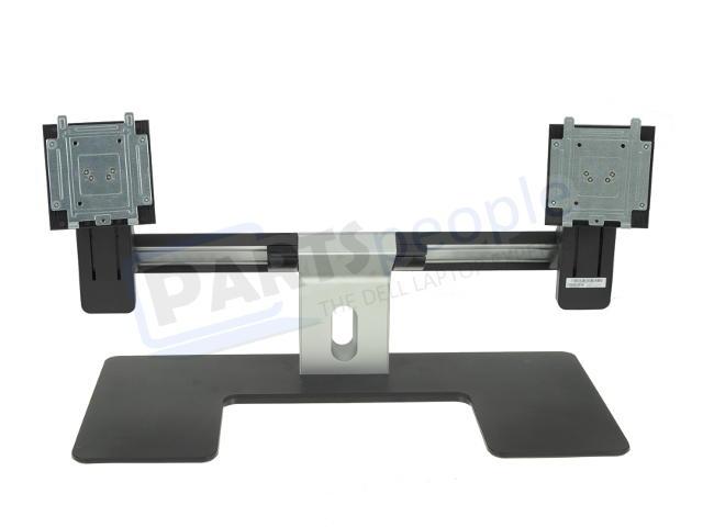 Dell OEM Dual Flat Panel Monitor Stand for Dual Monitor Setup Up to 24