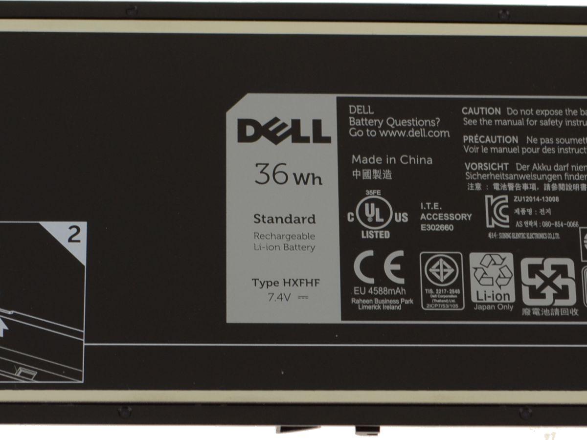Dell OEM Original Venue 11 Pro (7130 / 7139) Tablet 36Whr System Battery -  HXFHF w/ 1 Year Warranty