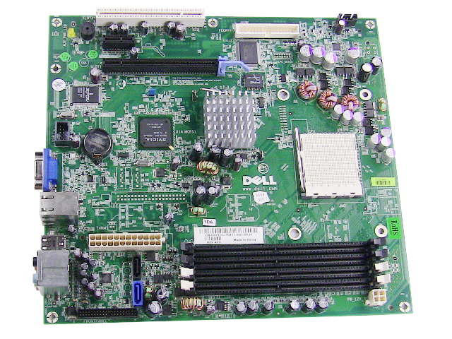 refurbished dell dimension c521 dt motherboard hy175 rh parts people com dell dimension c521 user manual dell dimension e521 user manual