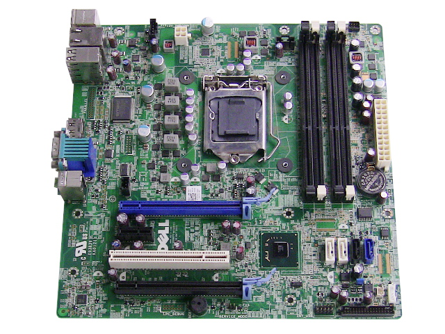Dell OEM OptiPlex 790 / 990 DT Desktop Motherboard (System Mainboard) -  HY9JP