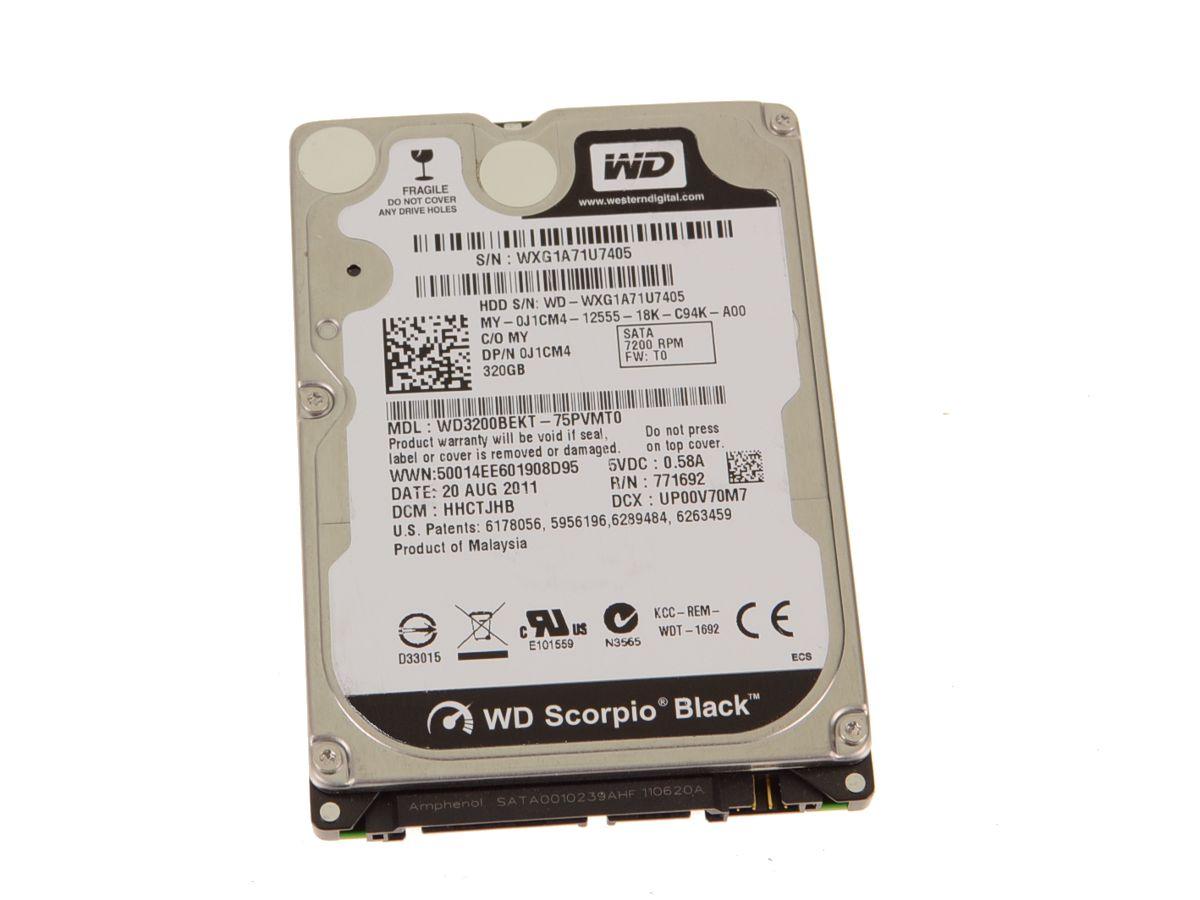 320GB Hard Drive Dell Latitude E4300 E4310 E5400 E5410 E5500 E5510 E6400 E6410