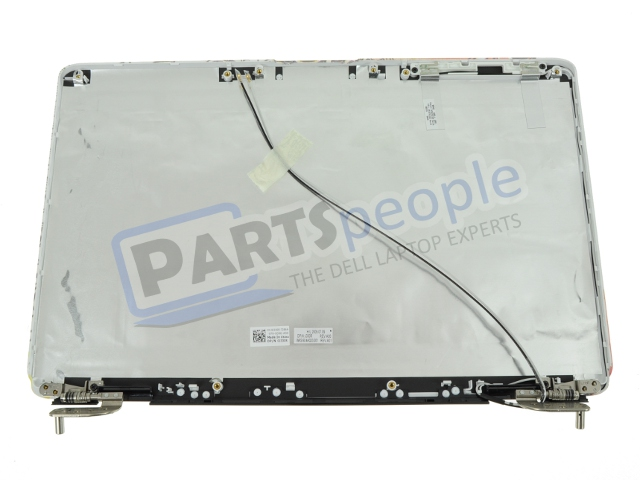 J330R Dell Inspiron 15 Sea Sky 15.6 LCD Back Cover Lid Plastic with Hinges 1545 // 1546 J330R