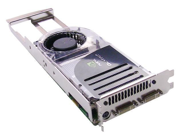 Dell Precision 490 NVIDIA Quadro FX4500 Graphics Vista