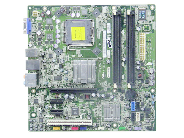 refurbished dell inspiron 518 desktop motherboard k068d rh parts people com Dell Inspiron 620 Dell Inspiron 518 Upgrade