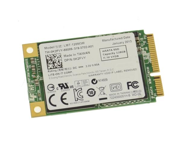 DELL LITEON LMT-128M3M SSD MAC