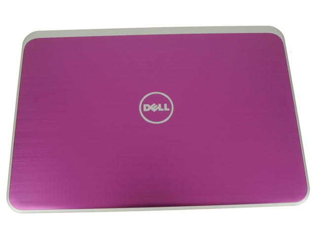 New Purple - Dell OEM Inspiron 15R (5521) / 15 (3521) / 15R (5537) 15 6 LCD  Lid Back Cover Assembly - K53XR